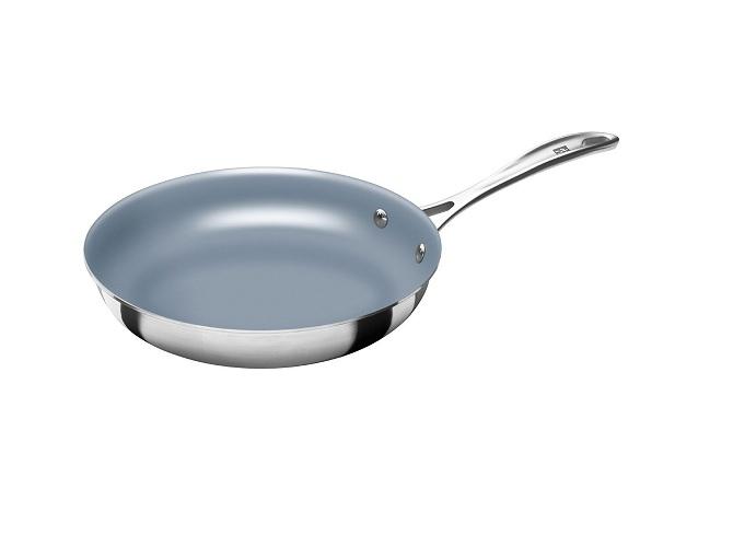 Henckels Zwilling Spirit 10 Inch Fry Pan Peppercorn