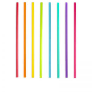 CU265_Bright_Color_REusable_Straws_11in_ALL_WB_square_800x800